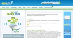 Börsenbriefe im Check: sharewise – Börsenbrief mit über 156.000 Analysten
