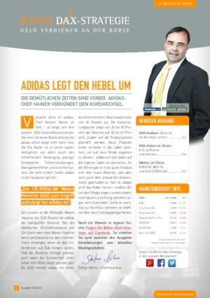 Börsenbrief Böhms DAX-Strategie