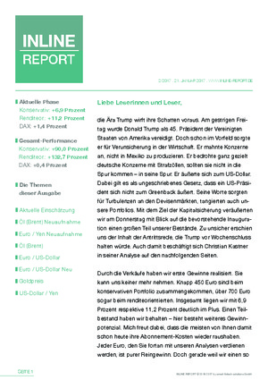 Börsenbrief INLINE REPORT