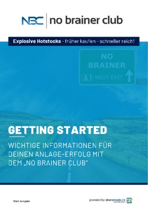 Börsenbrief NBC – No Brainer Club