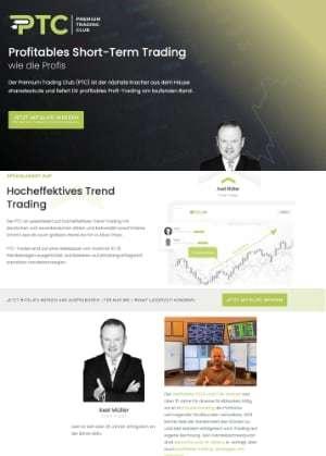 Börsenbrief Premium Trading Club