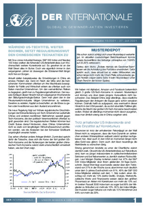 Börsenbrief Der Internationale