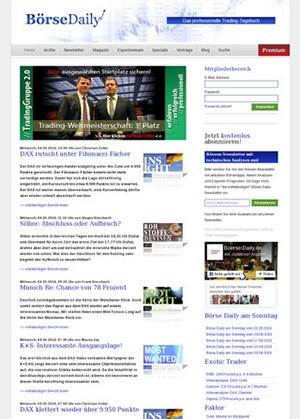 Börsenbrief Boerse-Daily.de