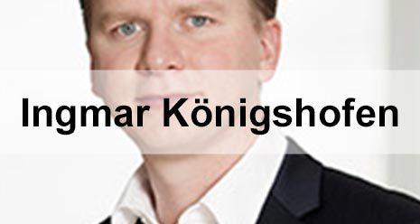 Verleger Ingmar Königshofen