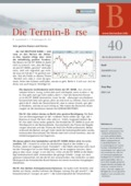 Börsenbrief Die Termin-Börse