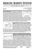 Börsenbrief EMERGING MARKETS INVESTOR